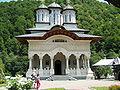 Manastirea Lainic fatada.JPG