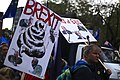 Manchester Brexit protest for Conservative conference, October 1, 2017 03.jpg