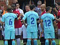 Manchester United Legends v Barcelona Legends, 2 September 2017 (11).jpg