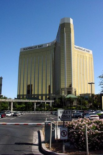 Las Vegas Desert Classic - The Mandalay Bay Resort and Casino where the tournament was held from 2006 to 2009