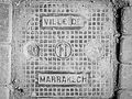 Manhole cover in Marrakesch.jpg
