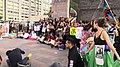 Manifestaciones de apoyo en Ciudad de México a las protestas de Chile de 2019. 05.jpg