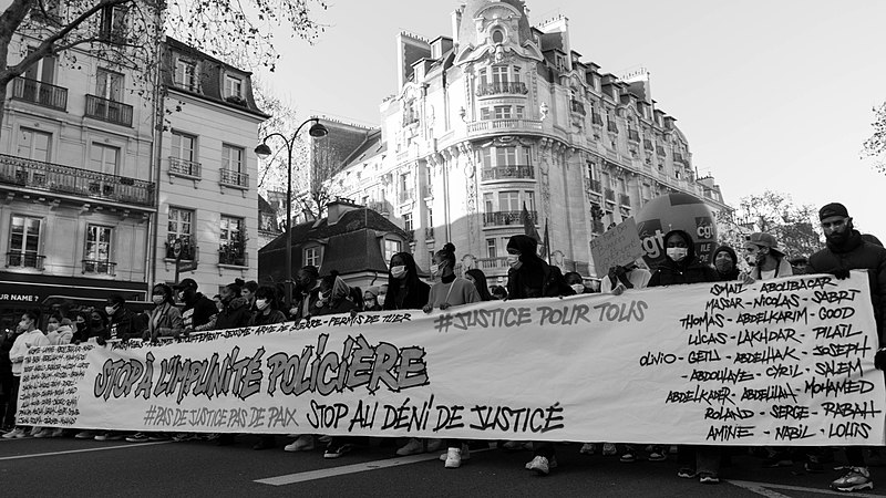 File:Manifestation à Paris du 28 novembre 2020 – 11.jpg