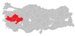 Manisa Subregion Subregion in Aegean, Turkey