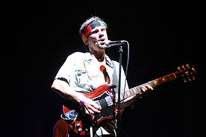 Manu Chao - Manu Chao performing at the 2007 Coachella Valley Music and Arts Festival