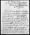 Manuscript by Jenner, 1796 on cowpox. Wellcome M0011055.jpg