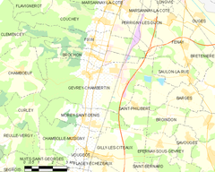 Map commune FR insee code 21295.png