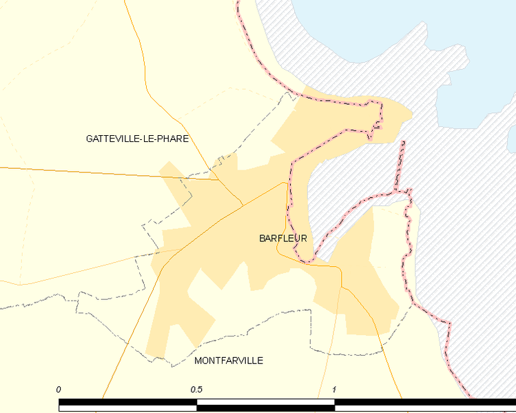 Fayl:Map commune FR insee code 50030.png