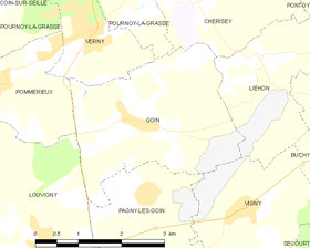 Map commune FR insee code 57251.png