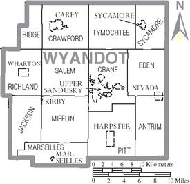 Wyandot County, Ohio - Wikipedia