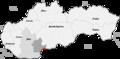 Map slovakia sahy.png