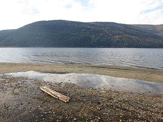 Mara Lake lake in Canada