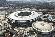Maracana Stadium June 2013
