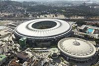Maracana Stadium June 2013.jpg টেকনোলোজি নির্ভর ফুটবল বিশ্বকাপ এ অংশগ্রহনকারী দল এবং বর্তমান র্যাংক!
