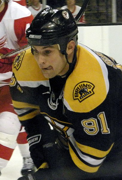 Marc Savard - Concussion victim.