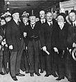 Marcelo T de Alvear inaugurando el Ferrocarril Oeste electrico.jpg