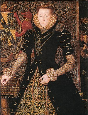 Margaret Audley, Duchess of Norfolk - Margaret Howard, Duchess of Norfolk by Hans Eworth, 1562