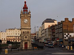 Margate Clock Tower - geograph.org.uk - 1715234.jpg