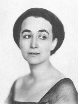 Norina Matchabelli - Image: Maria Carmi 1916
