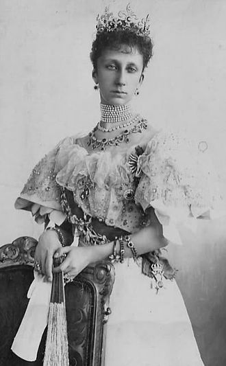 Princess Marie Louise of Bourbon-Parma - Image: Maria Louise of Bourbon Parma Princess of Bulgaria