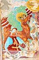 Maria Saal Arndorfer Straße Pestkreuz 1523 Gewölbemalerei Evang. Lukas 04022019 6496.jpg