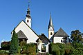 Maria Woerth Lindenplatz Rosenkranzkirche Friedhofsportal Pfarrkirche 25092014 407.jpg