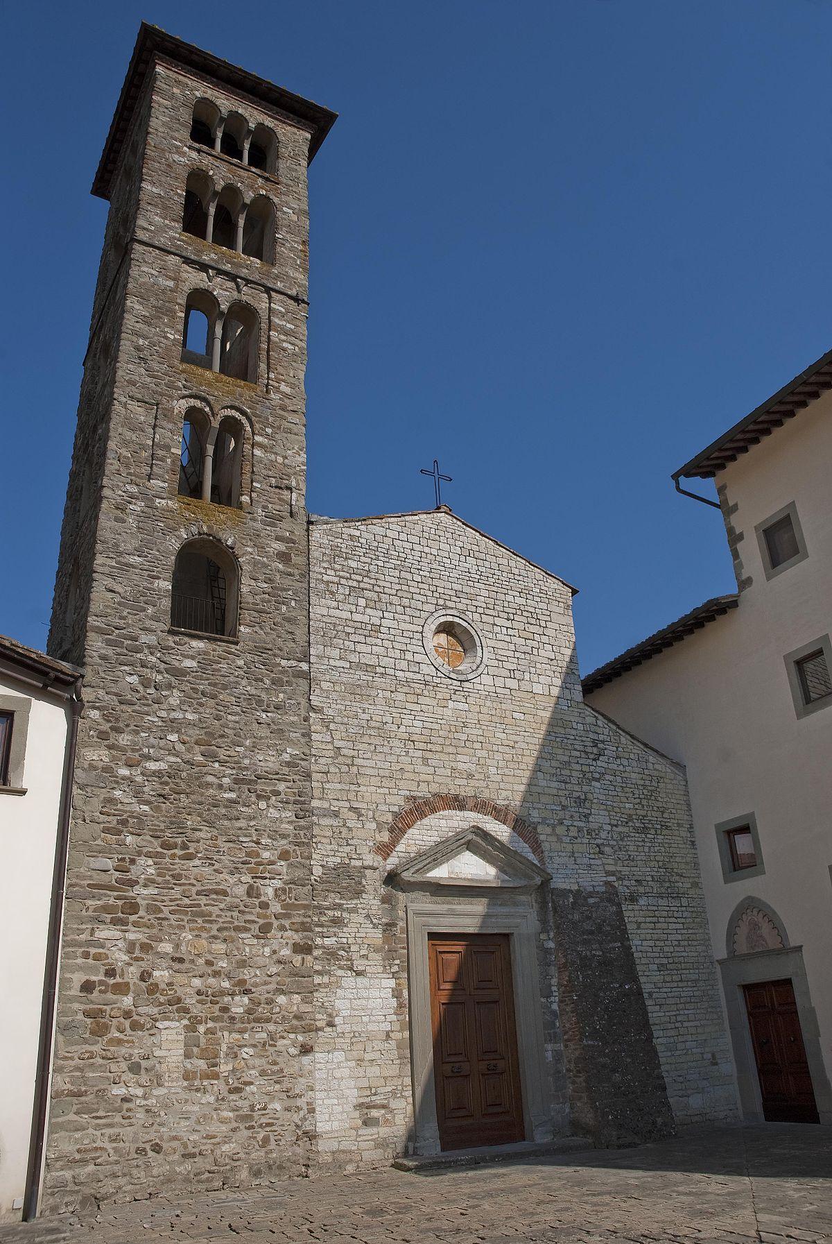 Monastero di santa maria a rosano wikipedia for Quando si festeggia santa ilaria