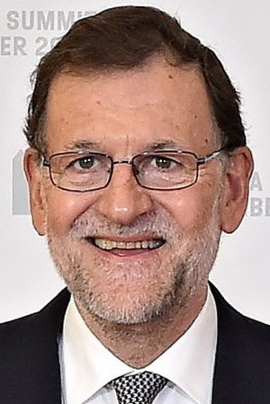 Spanish general election, 2016 - Image: Mariano Rajoy 2016g (cropped)