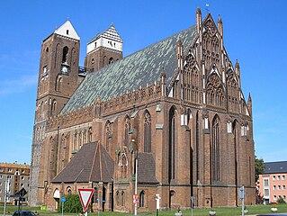 Die Marienkirche in Prenzlau. (Bild: Michael Sander / Wikipedia)