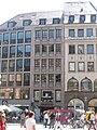 Marienplatz 20, München - Architekt Curt O. Schaller - Laden Swarovski.JPG
