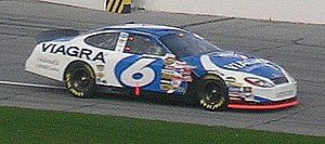 Roush Fenway Racing - 2005 No. 6 Viagra Ford Taurus