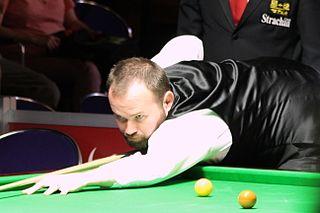 Mark Joyce English snooker player