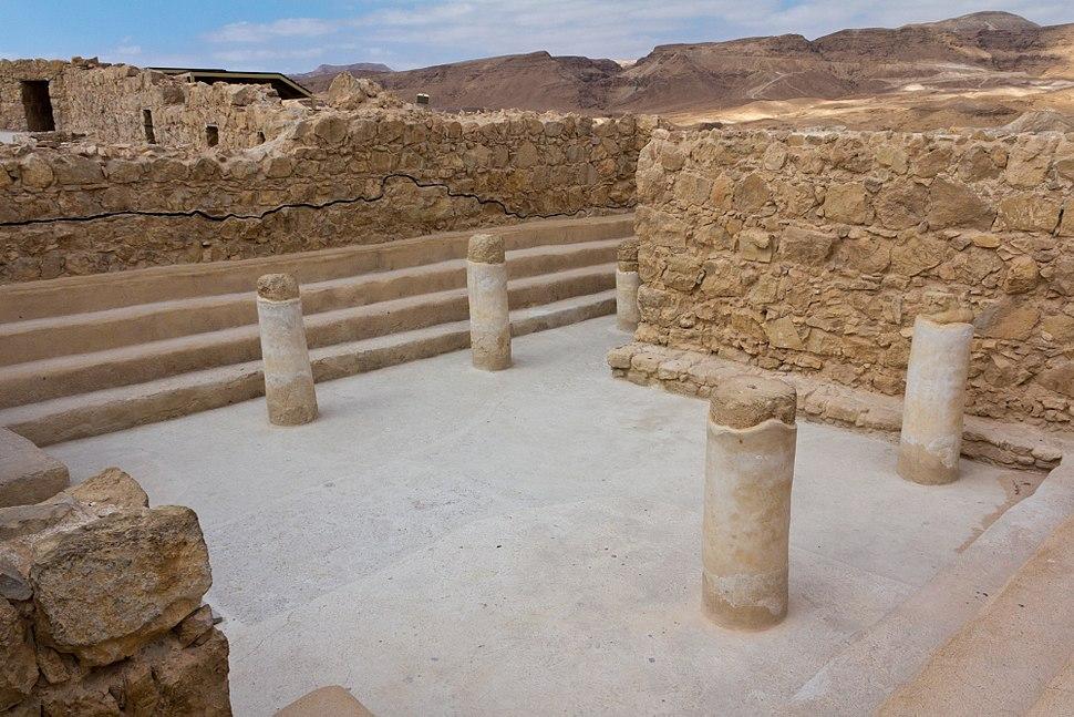 Masada 051013 Synagogue 01