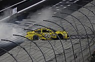 Matt Kenseth burns down the house at Thunder Valley.JPG