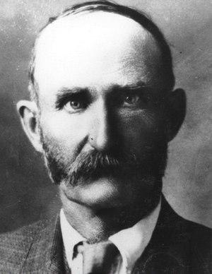 Matthew McCauley (politician) - McCauley in 1905