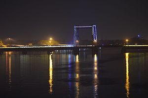 Mattancherry Bridge - Beauty Of Mattanchery Bridge