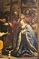 Matteo rosselli, riconoscimento della vera croce, 1644 ca. 04.JPG