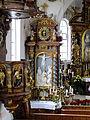 Mauerstetten - St. Vitus - Nördlicher Seitenaltar.JPG