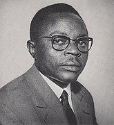 Maurice Yaméogo, 1960.jpg
