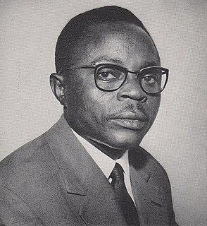 Maurice Yaméogo Burkina Faso President