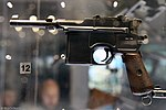 Mauser C96 M.1920 Bolo in Tula State Arms Museum - 2016 01.jpg