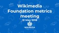 May 2018 Monthly Metrics Meeting.pdf