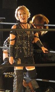 Mayumi Ozaki Japanese professional wrestler (born 1968)