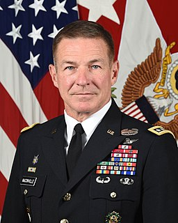 James C. McConville United States Army general