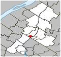 McMasterville Quebec location diagram.PNG