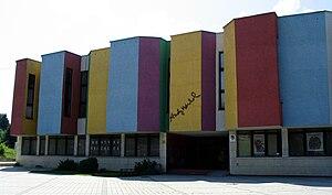 Medzilaborce - Image: Medzilaborce muzeum 2