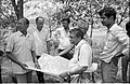 Meeting Between CMC And NCSM Officers - Science City Site - Dhapa - Calcutta 1993-04-22 0596.JPG