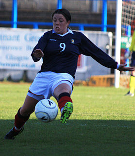 Megan Sneddon Scottish footballer