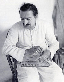 Description de l'image  Meher Baba 1941.jpg.