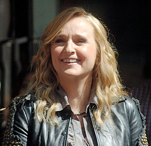 Melissa Etheridge - Etheridge at a ceremony to receive a star on the Hollywood Walk of Fame in September 2011